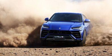 Lamborghini Urus Debuts As The World's Fastest SUV 8