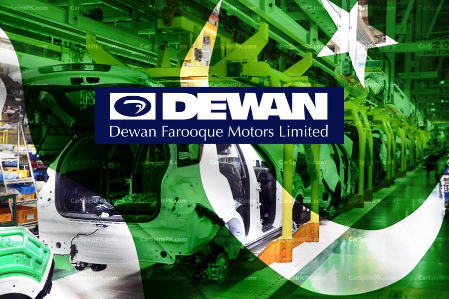 Government Grants Brownfield Status to Dewan Farooq Motors Limited 2