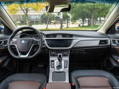 2018 Geely Emgrand GL Launched in China 16