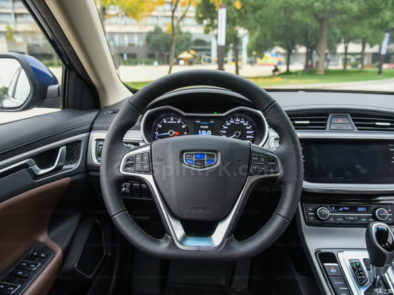 2018 Geely Emgrand GL Launched in China 17