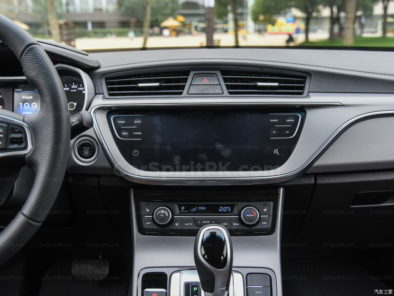 2018 Geely Emgrand GL Launched in China 19