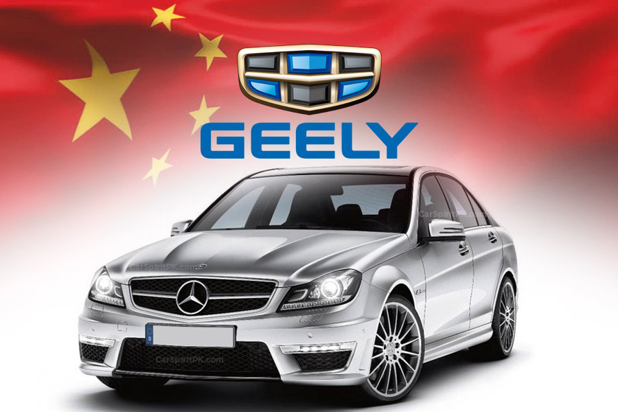 Daimler to Work with Geely on Ride-Hailing Joint Venture 3