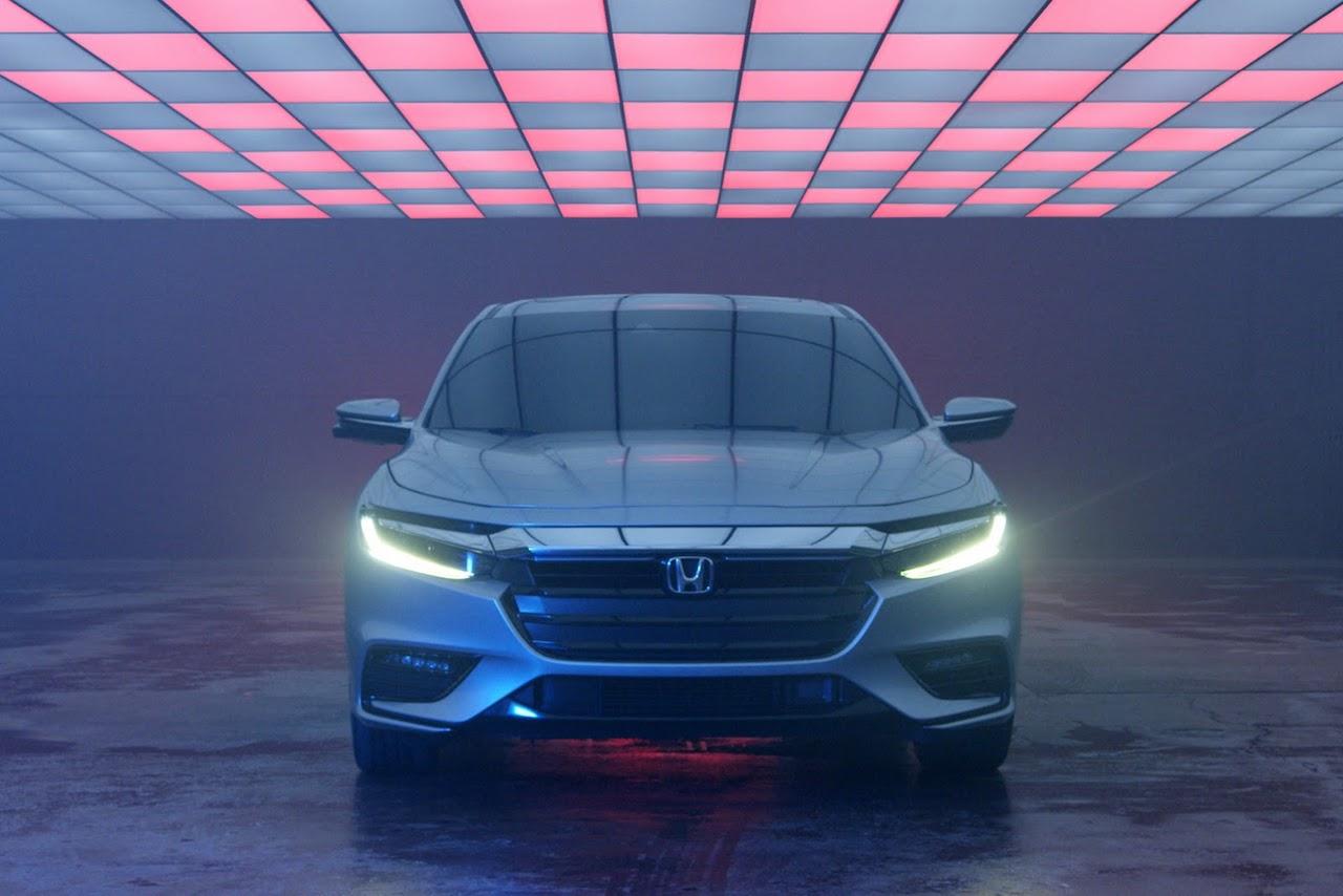 New Honda Insight Prototype Revealed 8