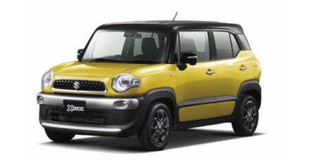 Suzuki XBEE Launched in Japan 2