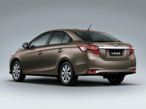 History: Toyota Yaris All Generations 26