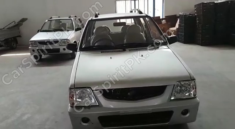 United Motors 800cc Car is a Suzuki Mehran Look Alike! 4