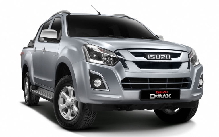 Isuzu D-MAX Might Create Problems for Toyota Hilux 2