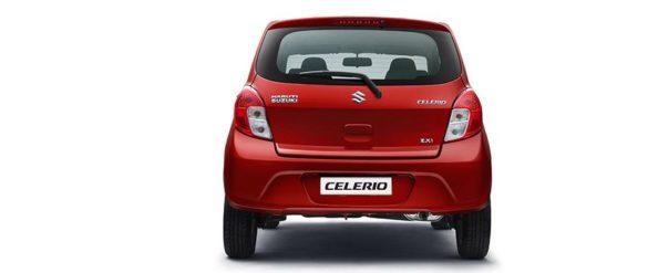 Comparison: Maruti Celerio vs Pak Suzuki Cultus 10
