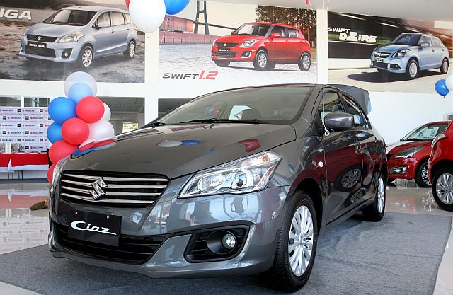 Suzuki Ciaz Might Get Discontinued in Indonesia 7