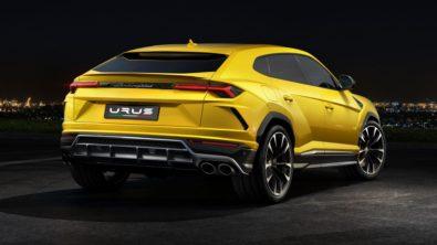 Lamborghini Urus Debuts As The World's Fastest SUV 4