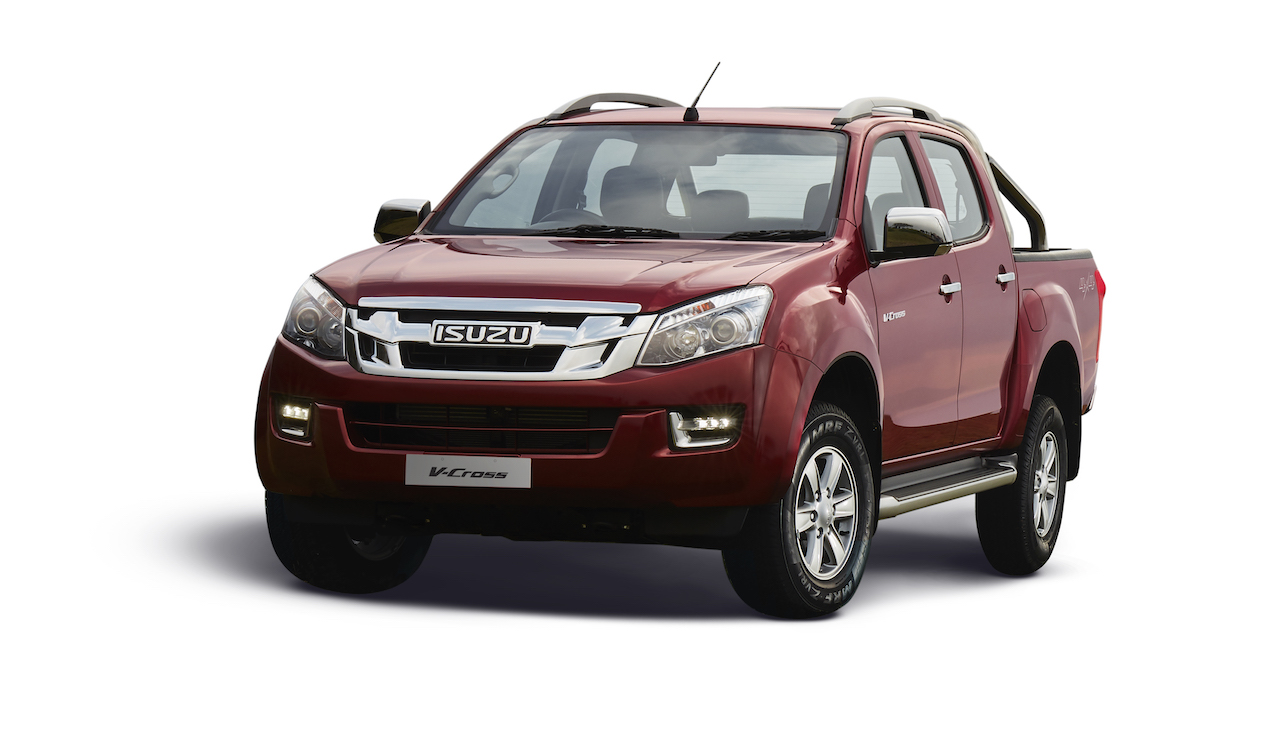 2018 Isuzu D-Max V-Cross Launched in India 10