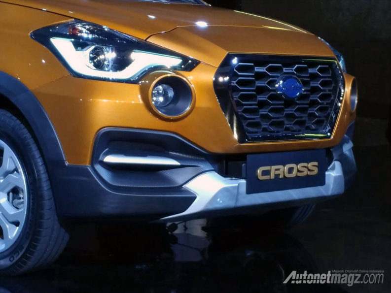 The 2018 Datsun Go Cross 3