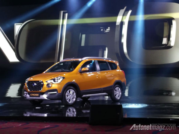 The 2018 Datsun Go Cross 9