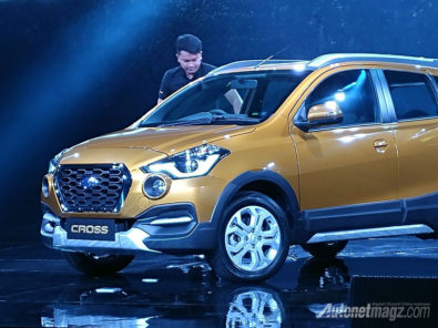 Datsun Officially Unveils the Go Cross in Indonesia 5