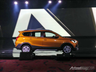 The 2018 Datsun Go Cross 4