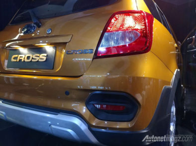 The 2018 Datsun Go Cross 5