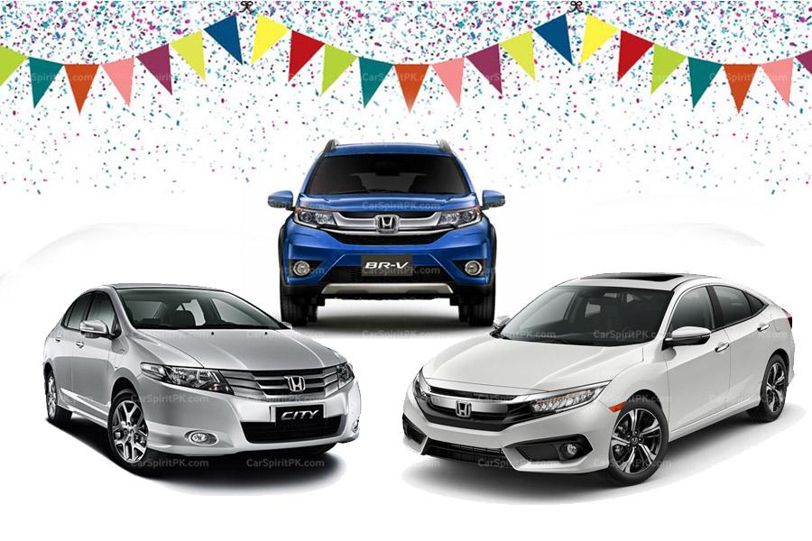 Honda Achieves Record Sales in 2017 5