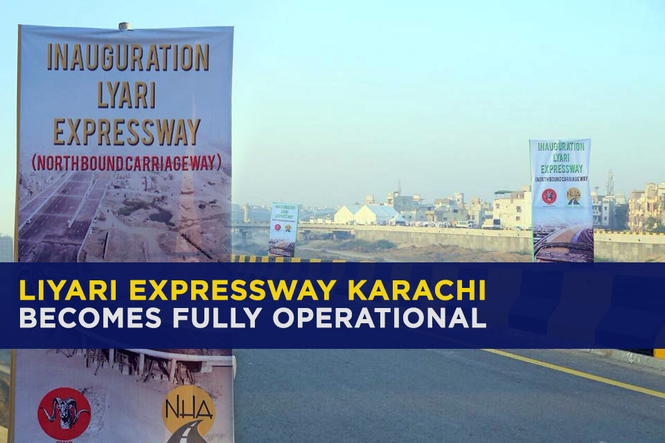 Liyari Expressway Becomes Fully Operational After 15 Years 6