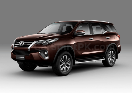 5 Key Features of the New 2018 Toyota Fortuner 7