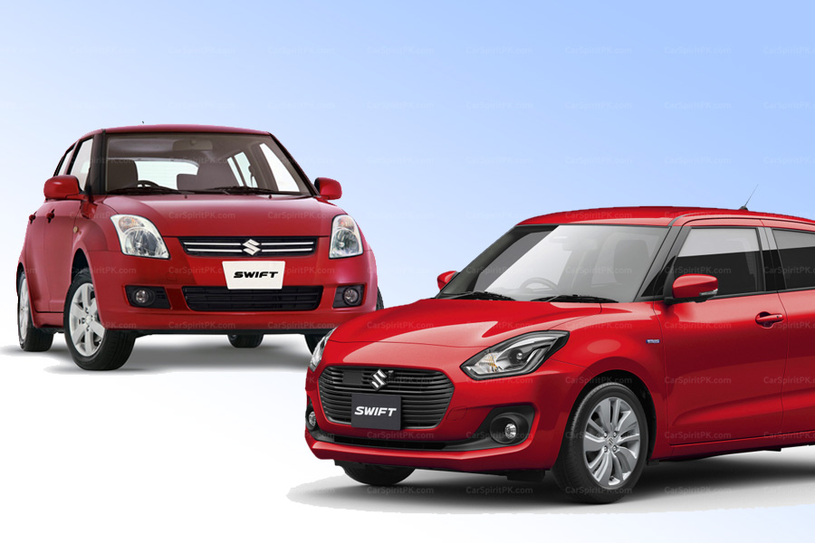 Pak Suzuki Swift Sits at the Bottom of Domestic Sales Chart 10