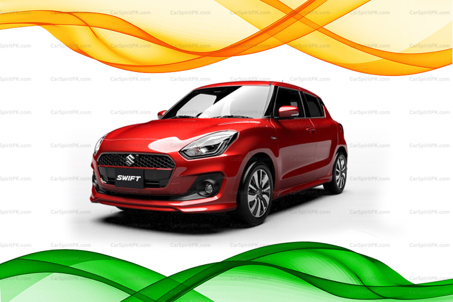 Fourth Generation Swift to Launch in India in February 2018 7