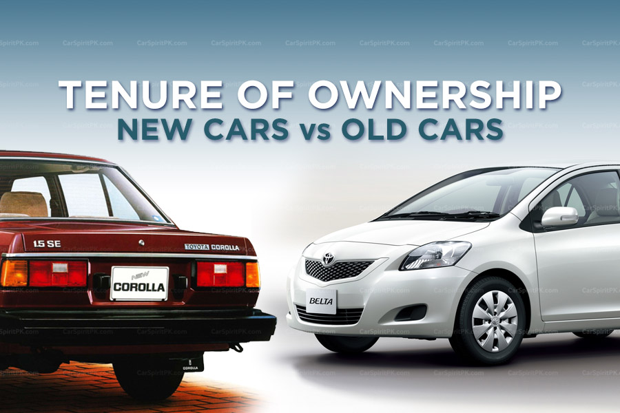 Tenure of Ownership: New Cars vs Old Cars 5