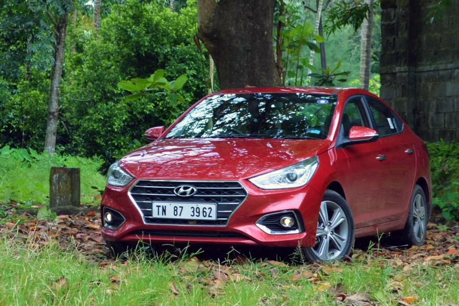 Hyundai Verna Launched with 1.4-liter Engine in India 8