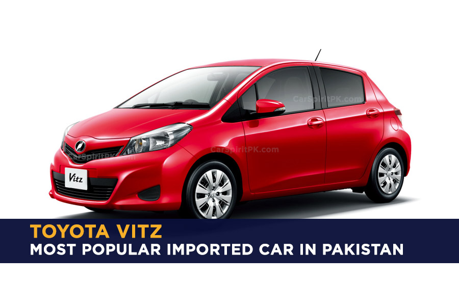 More than 65 Thousand Used Cars Imported in 2017- Vitz Being the Most Popular 8