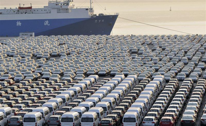 Government Seeks Data on Imported Cars Held Up at Port 4