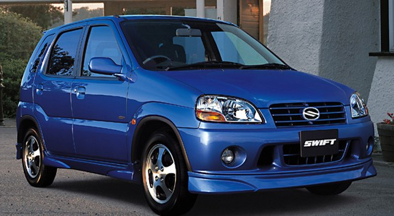 Suzuki Swift- All Generations 5