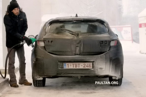 Toyota to Debut 2019 Corolla Hatchback at Geneva Motor Show 2