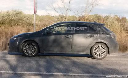 Toyota to Debut 2019 Corolla Hatchback at Geneva Motor Show 4