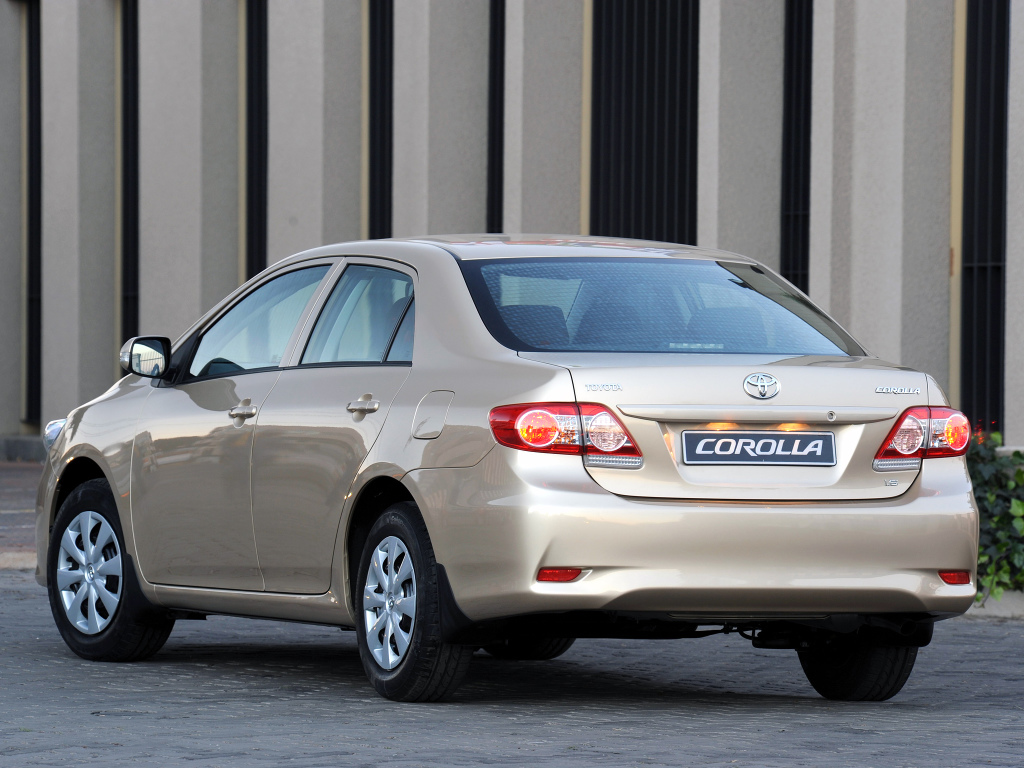 The Best Local Assembled Toyota Corolla in Pakistan? 8