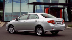 The Best Local Assembled Toyota Corolla in Pakistan? 6