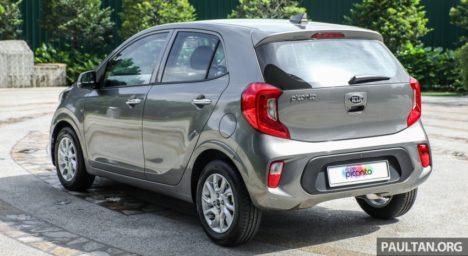 2018 Kia Picanto launched in Malaysia 6