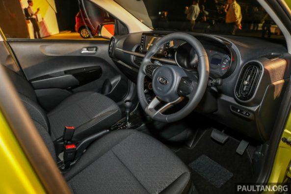 2018 Kia Picanto launched in Malaysia 3