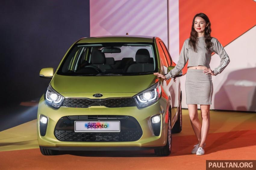 2018 Kia Picanto launched in Malaysia 5