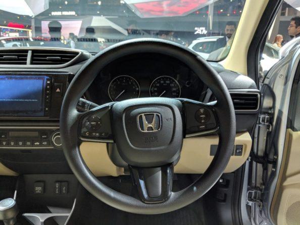 2018 Honda Amaze- First Look 14