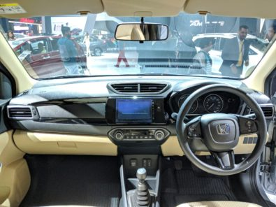 2018 Honda Amaze Debuts at Auto Expo 7