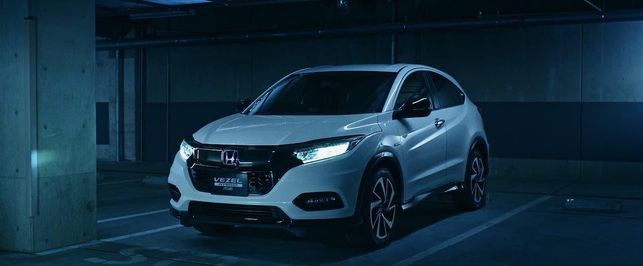 2018 Honda Vezel/ HR-V Facelift Launched - CarSpiritPK