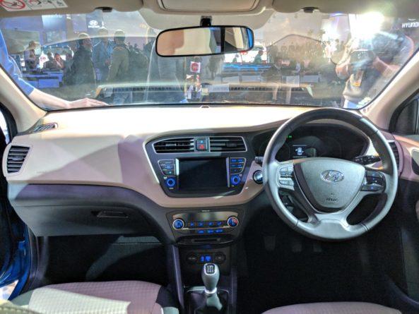 2018 Hyundai i20 Facelift at Auto Expo 2018 11