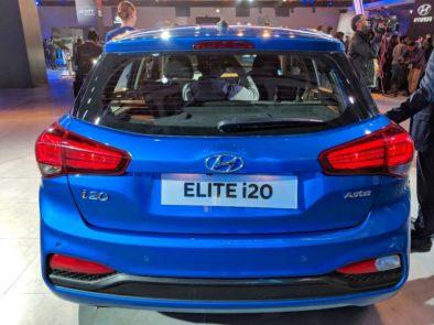 2018 Hyundai i20 Facelift at Auto Expo 2018 6