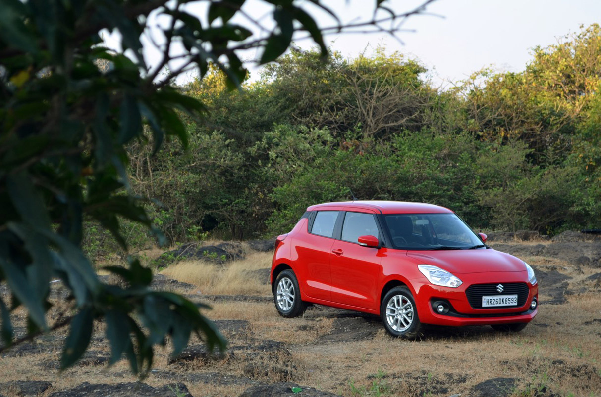 4th Gen Swift Launched in India Starting from INR 4.99 lac 4