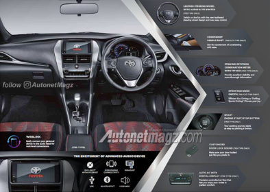 2018 Toyota Yaris TRD Sportivo Brochure Leaked 3