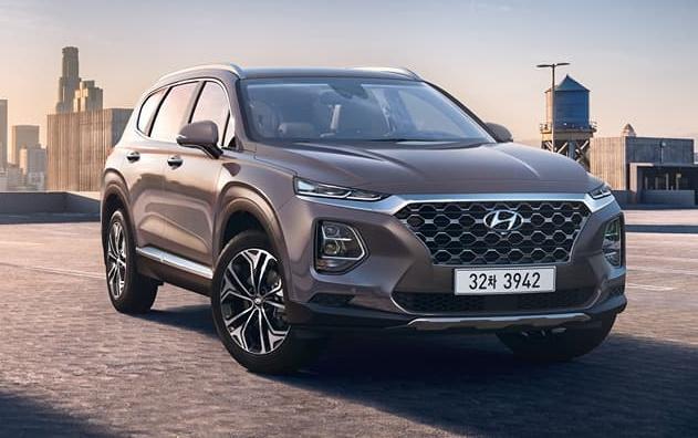2018 Hyundai Santa Fe Revealed 9