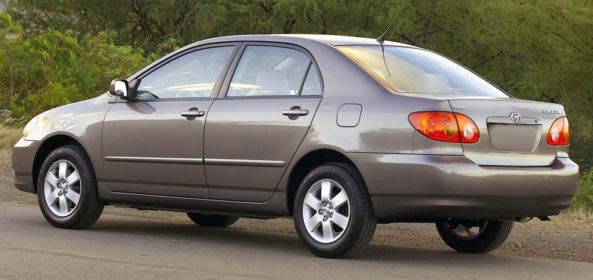 The Best Local Assembled Toyota Corolla in Pakistan? 3