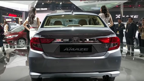 2018 Honda Amaze- First Look 11