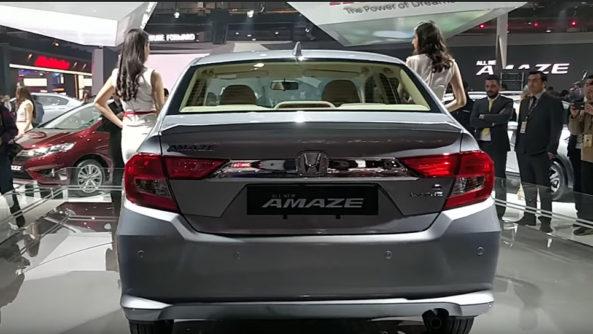 2018 Honda Amaze- First Look 3