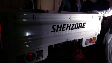 Dewan Launches the New 2018 Shehzore Pickup 3
