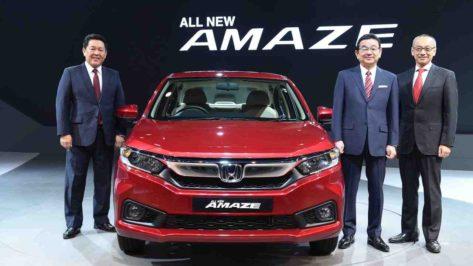 2018 Honda Amaze- First Look 6